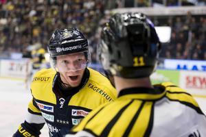 Andreas Borgman kom till HV71 säsongen 2016/17 efter ett år i Västerås. Innan dess hade han spelat fyra säsonger med Timrå IK.