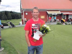 Tomas Zetterqvist är nöjd med sin prestation under Hårgaveckan.
