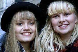 För de minsta kommer Magdalena Eriksson och Alva Granström ha en barnföreställning.