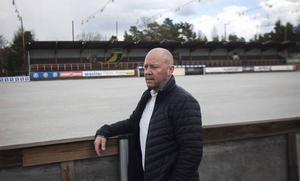 Ola Bengtsson har lovat att följa med laget på långresan till norr.