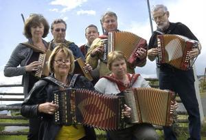 Sång, musik och glädje, det bjuder Hanebostämman på nästa helg. Alla instrument är välkomna!