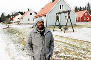 Joao Contreiras är kriminalvårdare på Gruvberget.