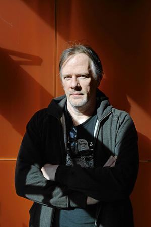"""""""I ett band kan det uppstå konflikter när folk känner sig förfördelade. Men rena slagsmål har jag inte sett så mycket"""", säger Anders Johansson om sin tid i Rising force och Hammerfall."""