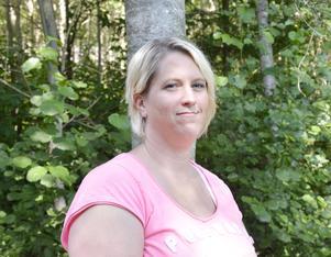 Brinner för skolfrågor. Engagemanget i Finnerödja skola fick Frida Eriksson från Finnerödja att engagera sig politiskt i Centerpartiet, och nu står hon som nummer två på Centerpartiets lista.