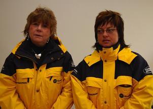 Upphör. Inga-lill Finnström och Pia Åman har varit drivande krafter i Farsor och morsor i Orsa sedan år 2 000. Nu är det så få i kärngruppen att man inte orkar fortsätta.