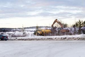 Ett alternativ för en mer försiktig etablering i Medskog skulle kunna vara att begränsa området, så att handel bara tillåts norr om riskväg 84.