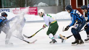 Dmitry Lazar gav NBF ledningen, men Djurgården vände och vann.