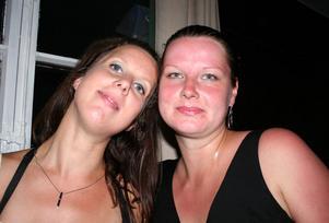 Blue Moon Bar. Veronica och Helen