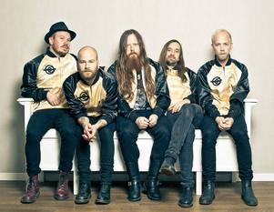 Grande Roses, med medlemmar från länet, släpper nytt album 2 februari.