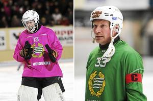 Patrik Hedberg stod för en riktigt vass stark insats i matchen mot Jenisej – och får hyllningar av sin lagkamrat Carl-Johan Rutqvist efter matchen.