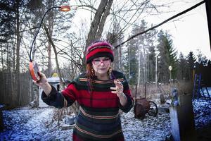 Utmaningar driver Diana Andersson. Hon rör sig gärna i gränstrakter för vad som är möjligt att genomföra.