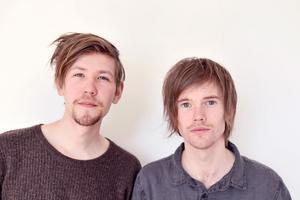 Alexander Rynéus och Per Eriksson.
