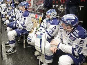 Leksands IF – ett hockeyallsvenskt lag 2017/2018.