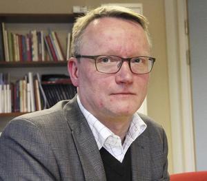 Tomas Hartikainen, chef för barn- och utbildningsförvaltningen.