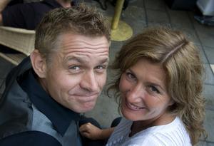 Rickard och Mari.
