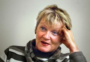 Arbetsförmedlingens chef Annika Lyttbacka.