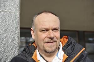 Lars Wiklund, vilthandläggare på länsstyrelsen Västernorrland.