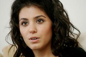 Katie Melua tycker att man slutar utvecklas som en normal människa när man blir känd. Foto: Jonas Ekströmer/Scanpix