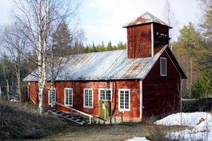 Kraftstationen vid Långforsen är snart 100 år gammal.
