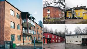Det fanns tidigare fem flyktingboenden i norra länsdelen: Norrbygården, Björkås, Fliken, Klackbergsgården (som redan har upphört)  och Brukshotellet i Skinnskatteberg.
