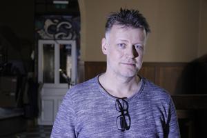 Lennart Vallanger, tidigare på CC-puben. Foto: Simon Ridell