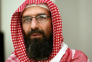 Abo Raad, imam vid moskén i Gävle