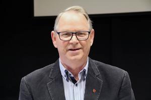 Det var bra att det blev uppdagat, säger kommunfullmäktiges ordförande Bertil Eriksson (KD) om bristerna i utskicket inför maj månads kommunfullmäktige.