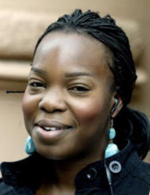 Pauline Otieno Opee, 27, studerande, Sundsvall:–För många år sedan såg jag något av Strindberg på Dramaten. Det skulle nog ha fastnat mer i minnet om jag hade tyckt om det.
