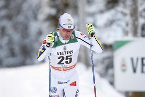 Johan Olsson ställer inte upp i Lillehammer.