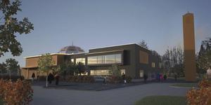 Snart ska fullmäktige besluta om detaljplanen för islamiskt center.