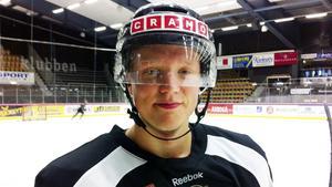 Markus Kinisjärvi tillhörde VIK Hockey mellan 2007 och 2014.