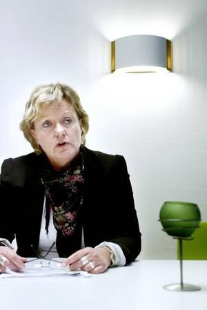 Sjuksköterskan Britt Aspgren var den som slog larm och förklarade för personalen att metoden inte var tillåten.