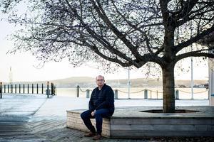 Robert Karlsson fick diagnosen ALS för åtta månader sedan – men kan ha haft sjukdomen upp mot ett och ett halvt år innan diagnosen ställdes.