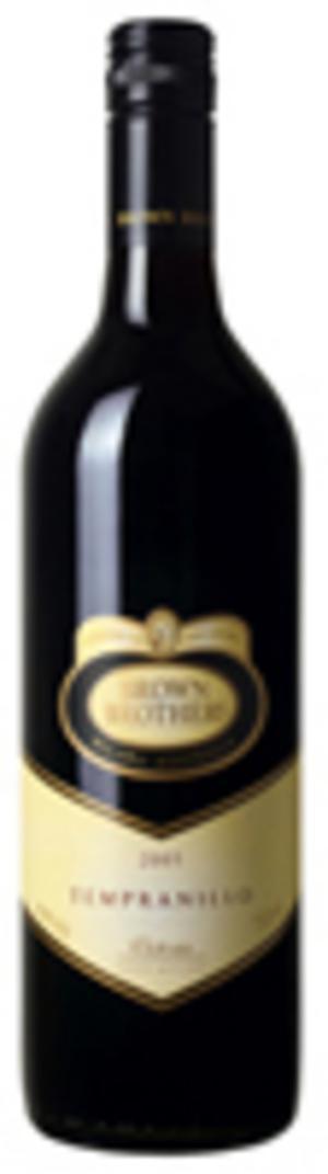 Månadens överraskning. Brown Brothers Tempranillo, 99 kr, är ett jättegott australiskt vin på spanska tempranillodruvan.