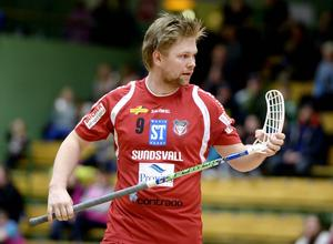 Max Wahlgren sköt 27 mål och svarade för 39 poäng för Granlo BK den gångna säsongen.