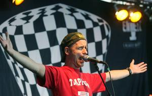 Thord Jansson i Smalare än Thord är en av dem som spelar live på Sundsvalls krogar i sommar.