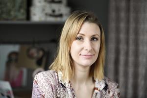 Inredningsstylisten Elin Wallin. Hennes sätt att inreda sina barns rum har fått uppmärksamhet på Instagram. Hennes konto @Studioelwa har nästan 20 000 följare.