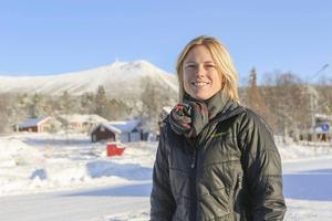 – Jag önskar styrelsen och bolaget all lycka i framtiden och jag är säker på att Lofsdalen kommer att fortsätta växa. Nu väntar nya spännande utmaningar, säger Johanna Mattsson.