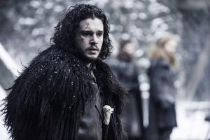 Kit Harington som Jon Snow. ARKIVBILD.