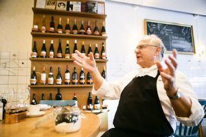 Gourmetkocken Norbert Lang kan prata precis hur mycket som helst om god kokkonst – och tryffel i synnerhet.