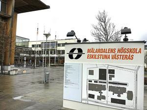 Mälardalens högskola Västerås.