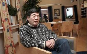 -- Vi har fått en ny kund i Japan. Därför kan vi nyanställa, säger Tomokus vd Masafumi Okazaki.FOTO: MATS RÖNNBLAD