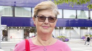 Eva Hölke, ordförande S-kvinnor i Norberg.