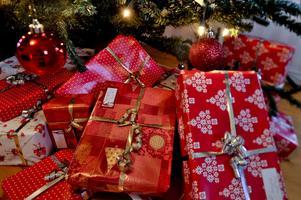 Äntligen jul. Och äntligen julklappar.