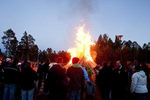 Enligt polisen blev det ett lugnt valborgs-firande i Hudiksvall och Nordanstig.