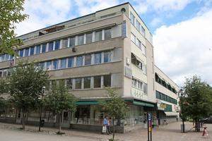 City Hotell i centrala Sollefteå är till salu.