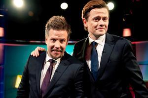 Filip Hammar och Fredrik Wikingsson