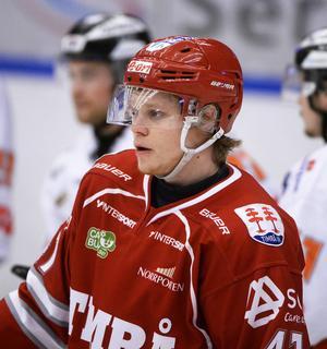 Ludvig Nilsson producerade 32 poäng den gångna säsongen.