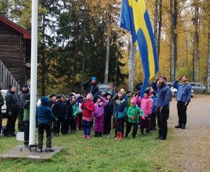 Scouter i hela världen deltog i JOTA och JOTI under helgen.