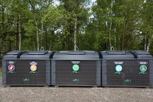 Testprojektet Kvartersnära insamling/ Falu Energi & Vatten